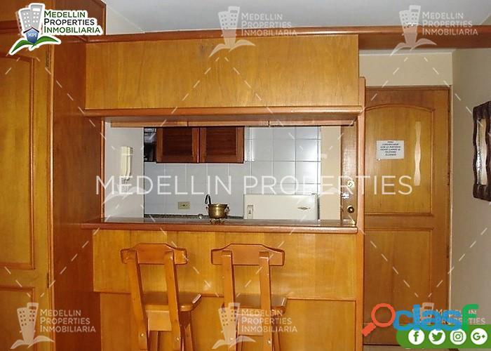 Apartamentos Amoblados en Alquiler Medellín Cód: 4506 0