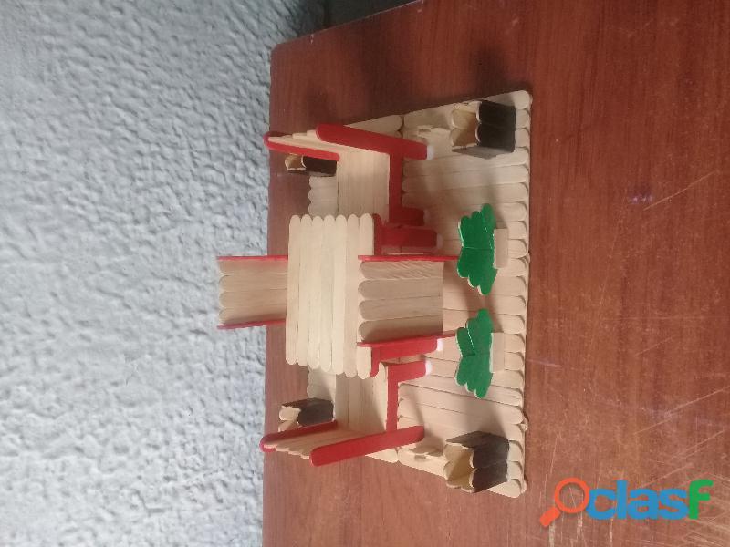 Artículos de madera decoración 0