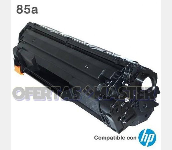 Toner CE285A 85A P1102w 35a 36a Hp P1102 P1102w M1212 0