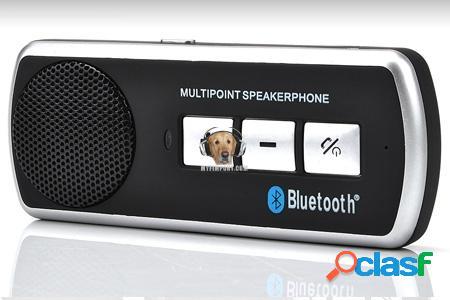 Parlante Bluetooth para Carro Manos Libres 0