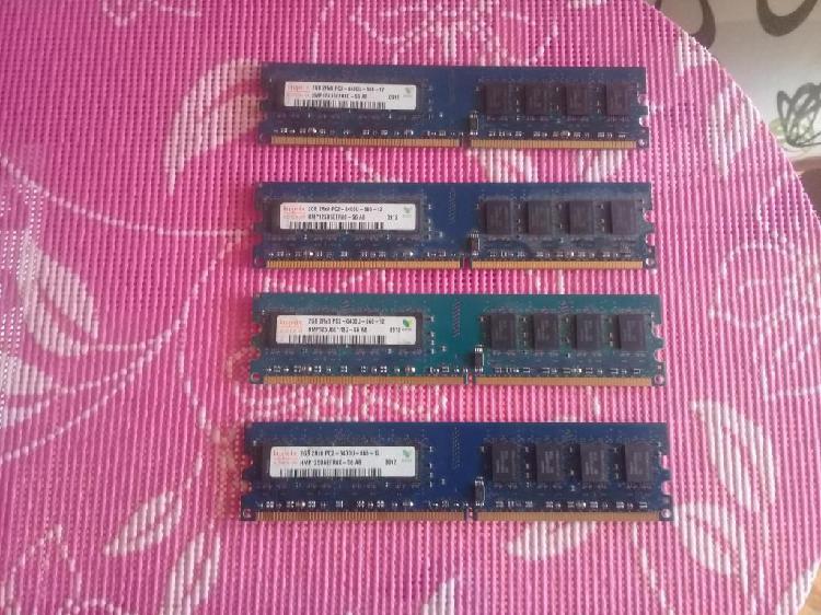 MEMORIAS DDR2 DE 2GB 0