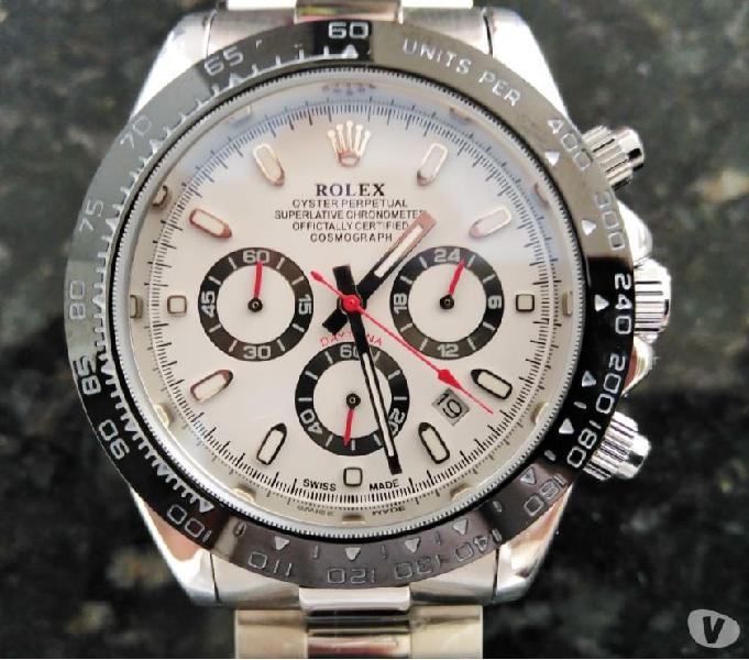 Vendo reloj Rolex Daytona Cosmograph (réplica) nuevo. 0