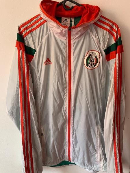 Chaqueta Adidas Himno Seleccion Mexicana 0