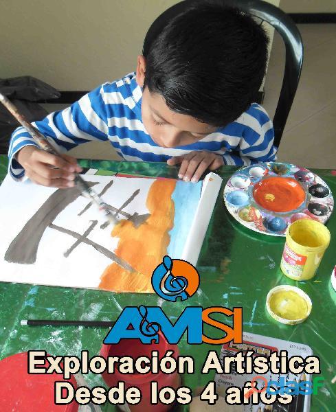 CLASES DE PINTURA PARA NIÑOS Y JÓVENES EN BOGOTÁ   Bogota 1