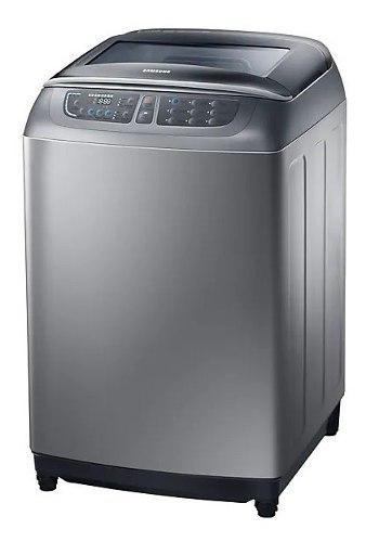 Lavadora Samsung Carga Superior 35lbs Silver - Wa16f7l6dda 0
