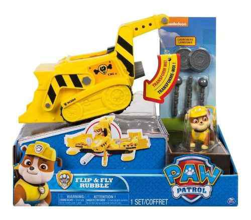 Paw Patrol Flip And Fly Rubble 0