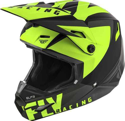 Casco Fly Elite Vigilant Motocross-enduro-atv-street 0