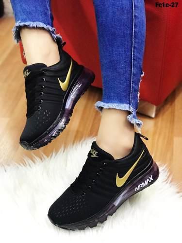 Hermoso Tenis Nike Mujer Envió Gratis Calidad Garantizada 0