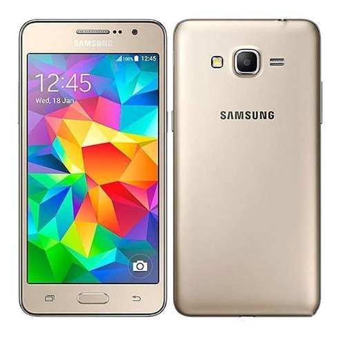 Samsung Galaxy Grand Prime Gsm Celular - Dorado... 0