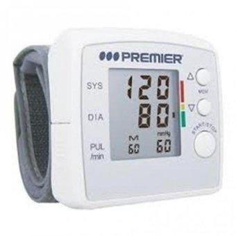 Tensiometro Digital Muñeca Presion Y Arritmia Memoria 0