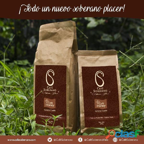 Rico y Delicioso Café Soberano de Colombia 0