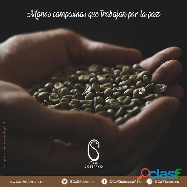 Rico y Delicioso Café Soberano de Colombia 1