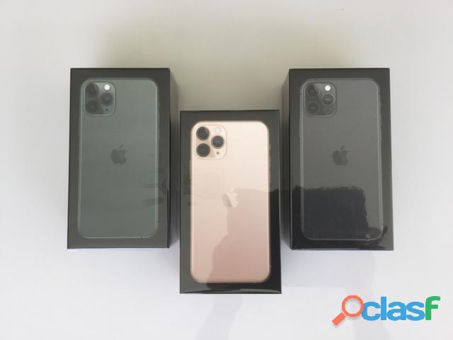 Venta iPhone 11 64GB..$470 iPhone 11 Pro 64GB..$550 iPhone 11 Pro Max 64GB..$670 0