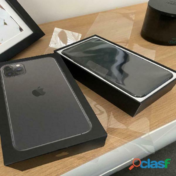 Venta iPhone 11 64GB..$470 iPhone 11 Pro 64GB..$550 iPhone 11 Pro Max 64GB..$670 1