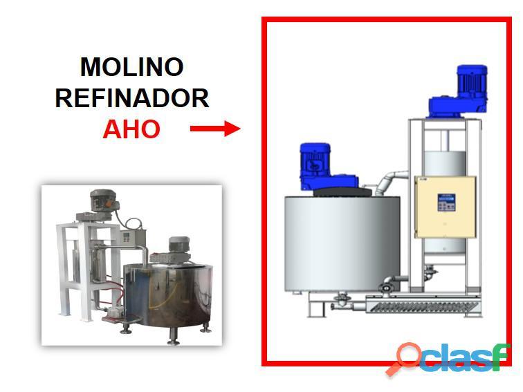 MOLINO REFINADOR 0