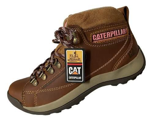 Calzado Botas Caterpillar Cat Montaña - Mujer 0