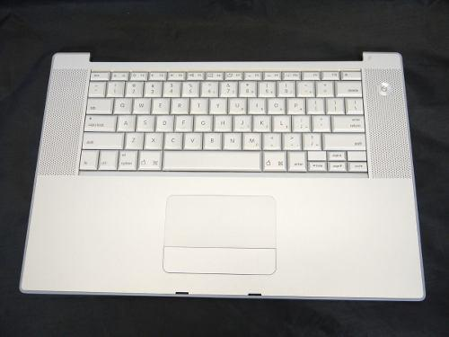Teclado Mouse Tapa Superior Macbook Pro A1226 Palm Rest 0