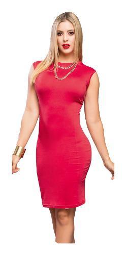 Vestido Corto Adulto Femenino Marketing Personal 47186 0
