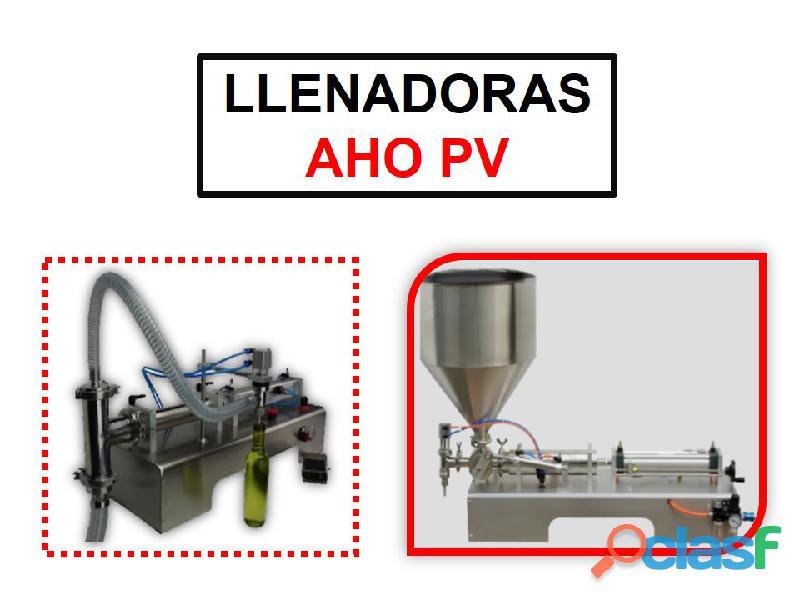 LLENADORAS AHO PV 0
