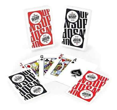 Copag Main Event 2016 Wsop World Series Of Poker Naipes De 0