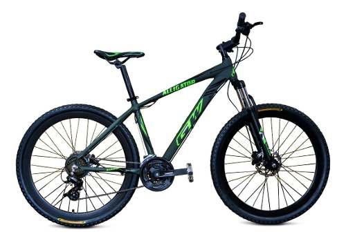 Bicicleta Gw Alligator 27,5 F.hidraulico Shimano Altus 27v 0