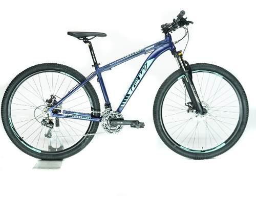 Bicicleta Gw Zebra 21vel Modelo 2020 Cam Integrados Disc Mtb 0