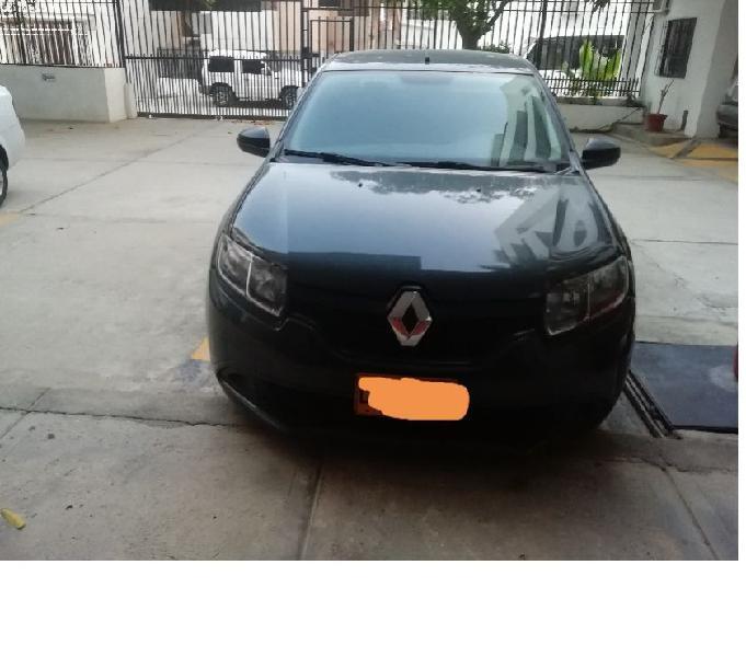 Vendo Renault logan 2017 0