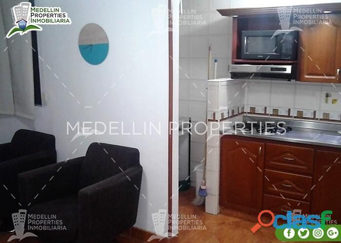 ARRIENDO MEDELLIN AMOBLADOS Cód: 4152 1