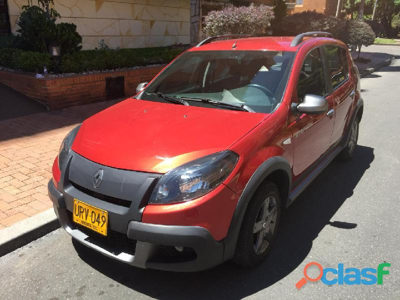 Renault Sandeep Stepway Outdoor 2016. 48600 kms 4