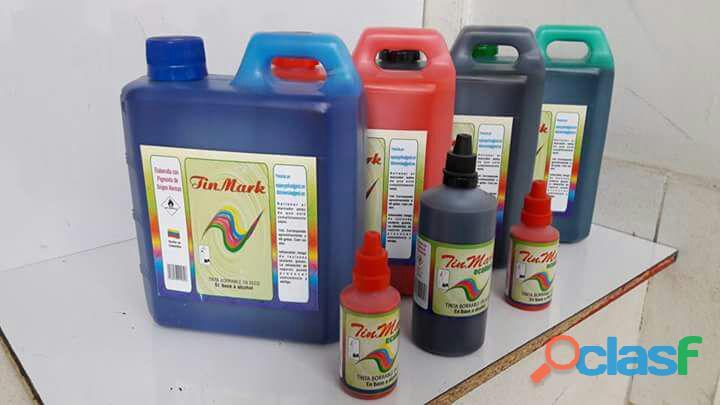 Tinta para marcador borrable galon 4 litros