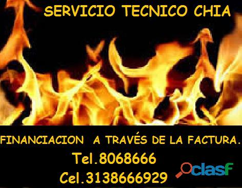 Reparación de estufas a gas, Técnicos del Sena. 8068666