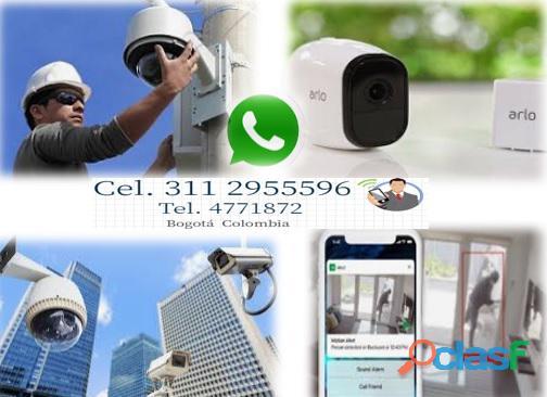 Servicio técnico de cámaras de seguridad, cctv, servicio técnico cctv 311 2955596 4742576 bogot