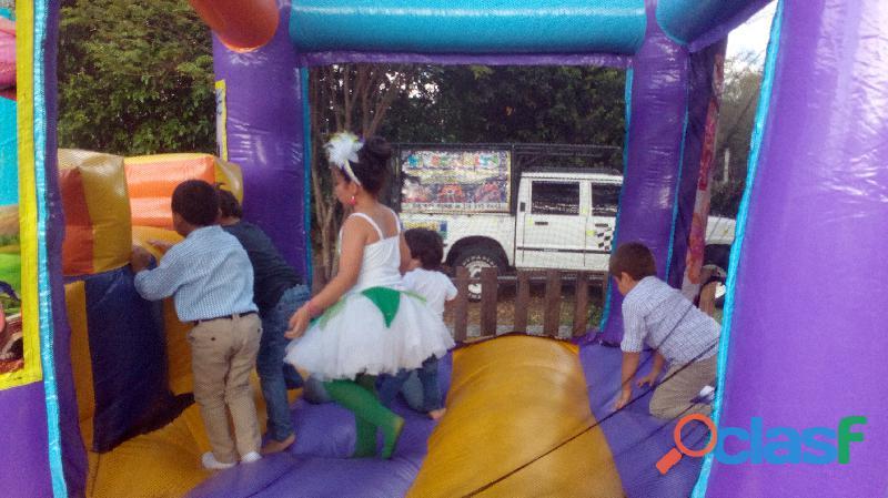 Alquiler de saltarines y brinca brincas en buga y tulua tel 318 479 4048
