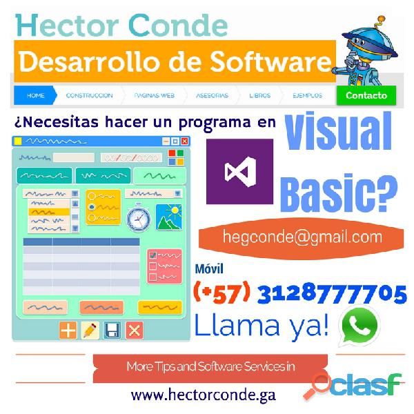 Office, excel avanzado, algoritmos, java, android, c++, visual basic .net, vba, base de datos.