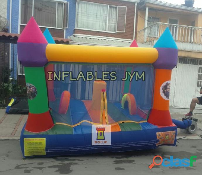 Inflables saltarines castillos whatsapp 3017297980