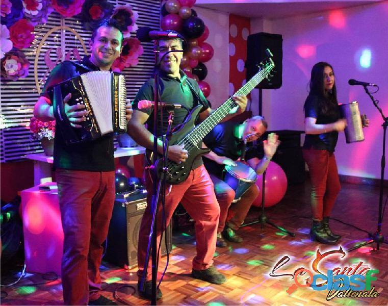 Parrandon vallenato en buga los magnificos 3117124333