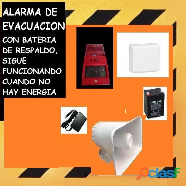 Alarma de emergencia cel 3204476645 desde 230.000
