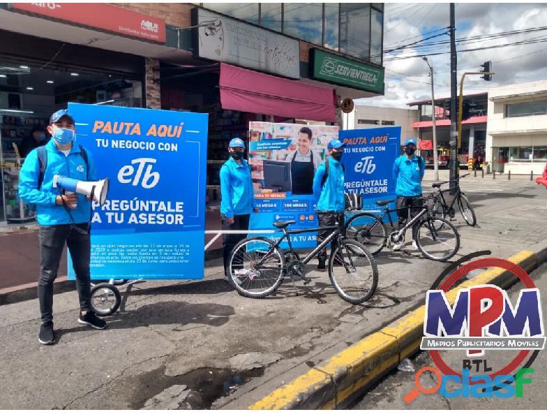 A.anunciar Carro valla en Santa Marta