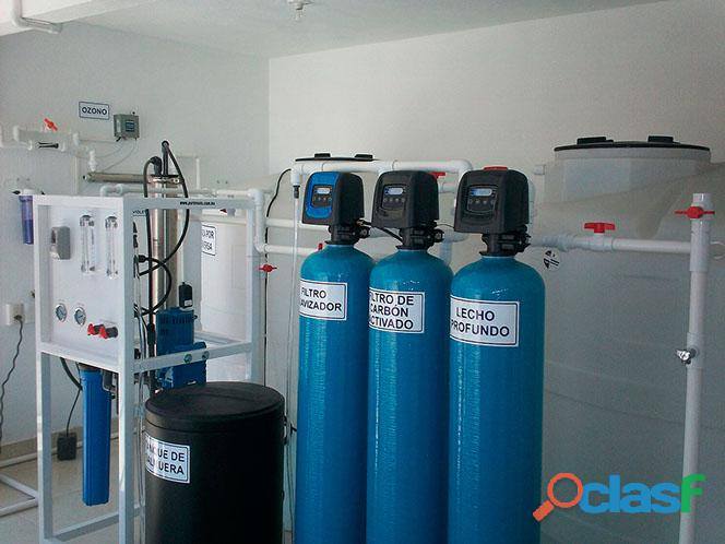 fabricacion de plantas de osmosis inversa