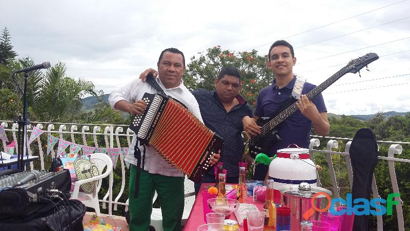 Parrandon vallenato en popayan