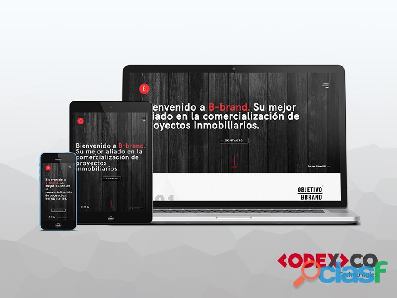 Agencia web desarrollo de paginas web bogotá