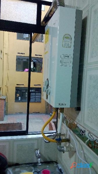 Venta de calentadores a través de la factura. Télefono.8068666