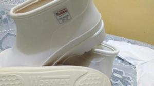 Botas blanca de segurida workman - piedecuesta