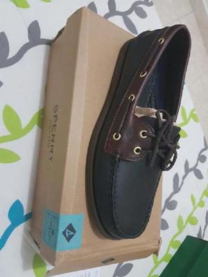 7240c2dbd77 Zapatos top sider talla 9.5 - armenia