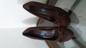 gran descuento 8b2ef 547ca Zapatos/tacones Color Cafe Talla 38 - Bogotá