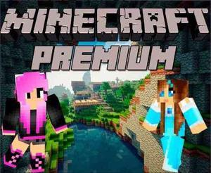 Minecraft premium original para pc tu propia mojang premium!