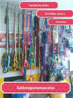 Saldo accesorios mascotas por cierre - itagüí