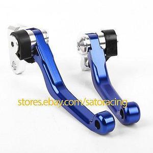 Us brake clutch levers set for yamaha yz125 yz250 2001-2007