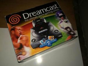 Dreamcast sega sport edition,nes,snes,n64,sony,xbox,play.