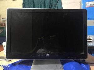 Monitor hp 20 pulgadas lcd wd $ 190.000 con altavoces - cali